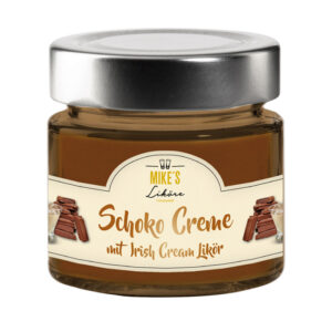 NEU – Schoko-Creme (mit Irish Cream Likör)